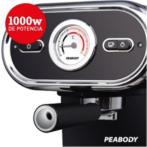 Cafetera Express Peabody Pece5002 1 Lt 15 Bar