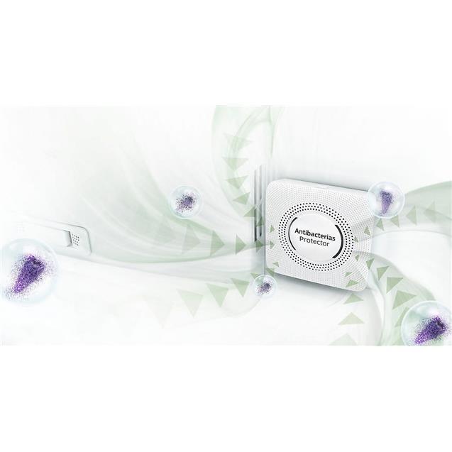 Heladera Samsung No Frost 396 lts Inverter Acero (Rt38k5932sl)
