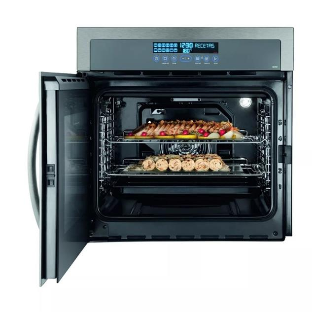 Horno Electrolux 70 Lts Eléctrico Inoxidable Grill (OE9ST)