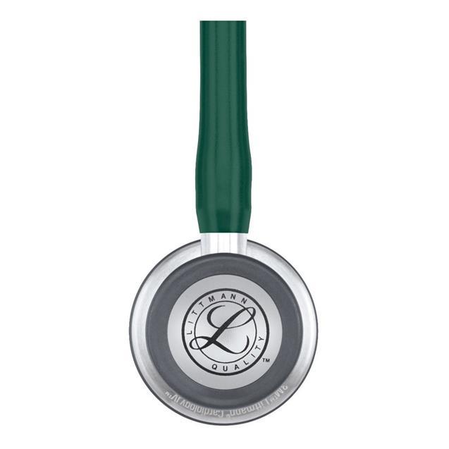 Estetoscopio Littmann 6155 Cardiology Iv Verde Militar