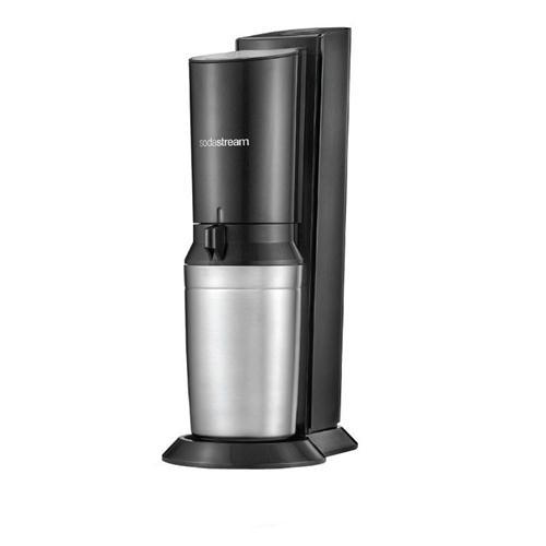 Gasificadora Sodastream Crystal St+ Garrafa 60lts Black