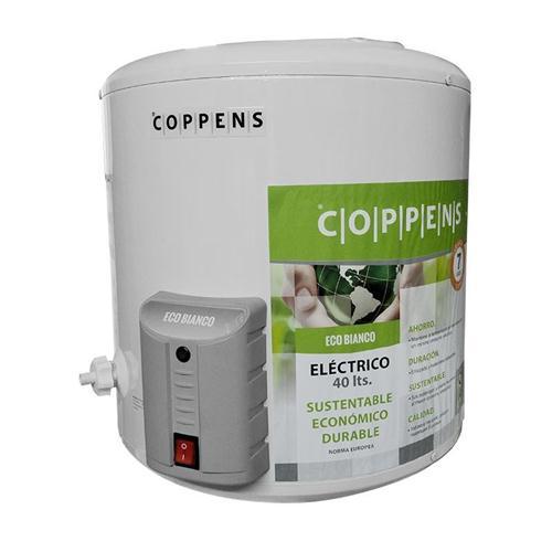 Termotanque Coppens Electrico Colgar 40 Lts (Ttqe40co)