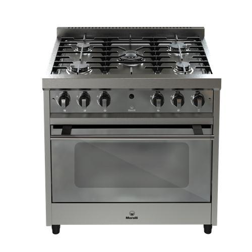 Cocina Morelli Zafira 900 Encendido Eléctrico 87cm
