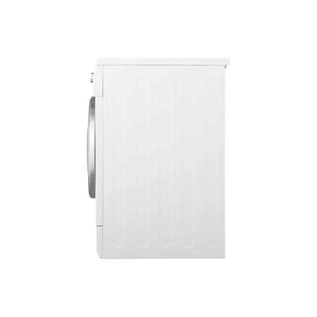 Lavarropas Lg Carga Frontal 8.5 Kg 1400 Rpm Inverter Blanco (Wm8514we6)