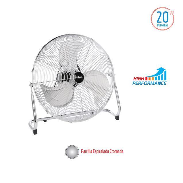 "Ventilador Turbo Liliana 20"" Reclinable 100w (Vtfm20)"