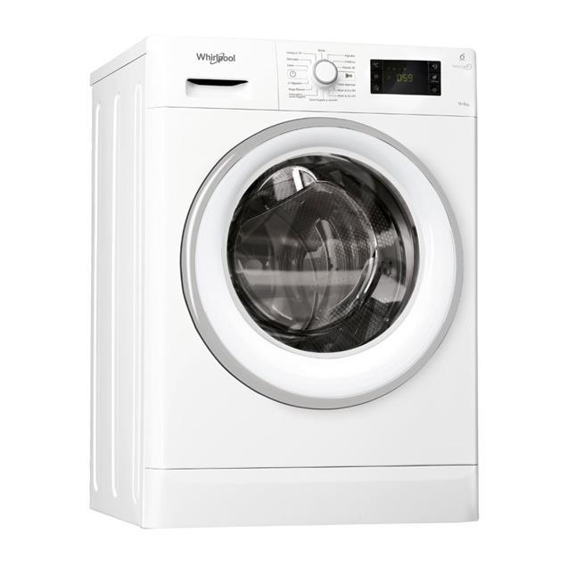 Lavasecarropas Whirlpool (Wcf09by) 9kg / 6kg Blanco