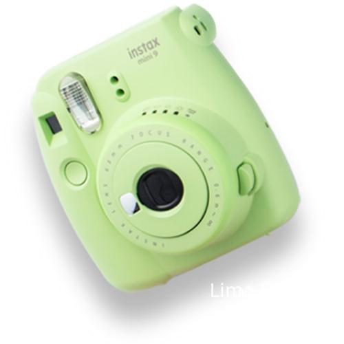 Camara Fujifilm 9481 Instax Mini9 Green
