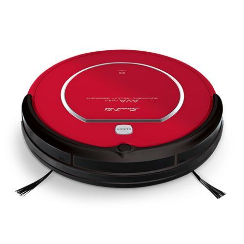 Aspiradora Robot Smart-Tek 424000006 Ava Mini Rojo