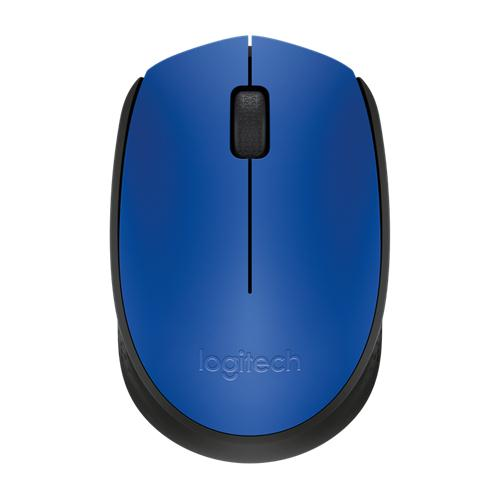 Mouse Logitech M170 azul