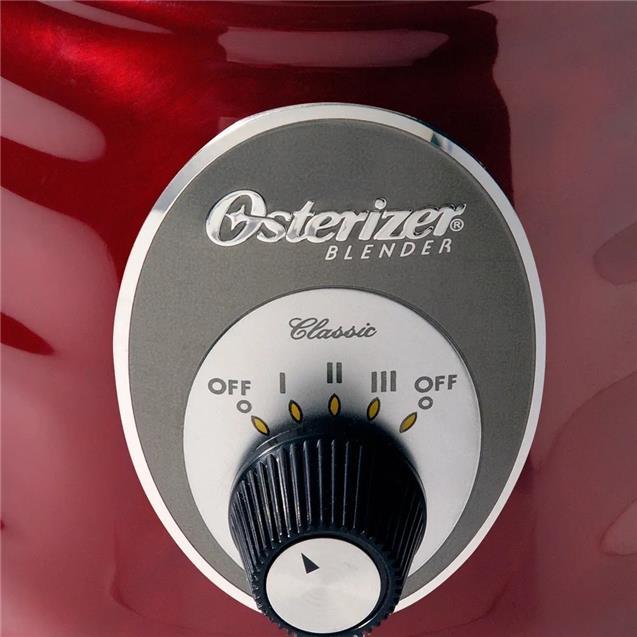 Licuadora Oster 1.25 lts Rojo (4126)