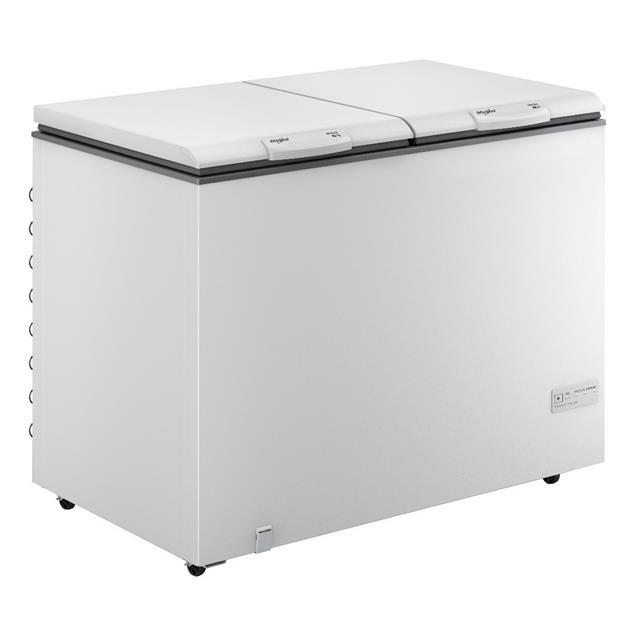 Freezer Whirlpool 414 lts Blanco (WHB42D1)