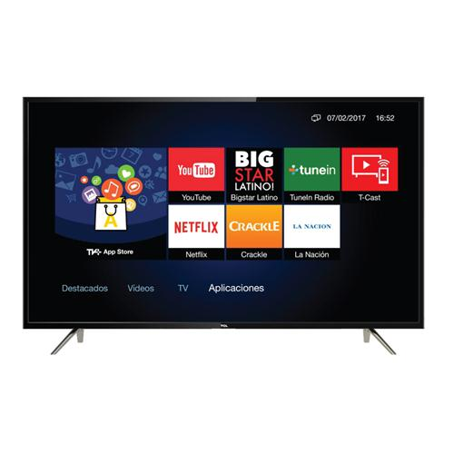 """Smart Tv Tcl 32"""" Hd Android (L32s6500)"""
