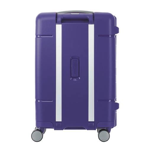 """Valija American Tourister Trigard Spinner 20"""" Purpura Chica"""