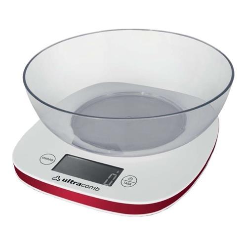 Balanza Ultracomb C/Bowl 3kg (Bl6002)