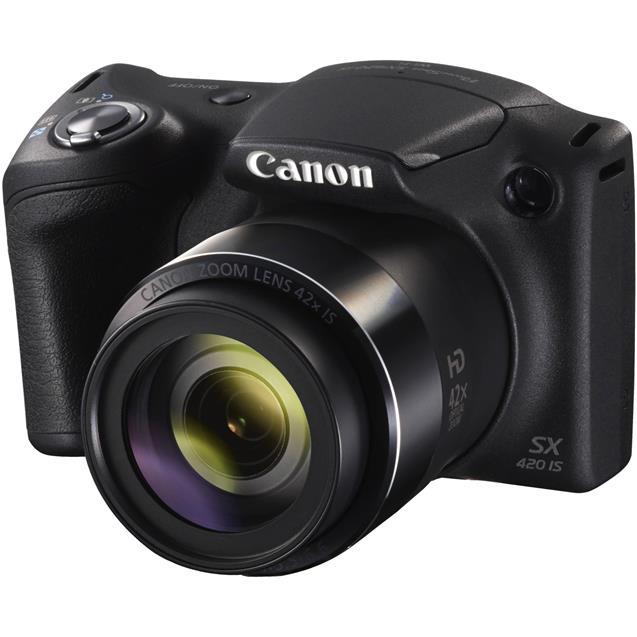 Cámara Canon Powershot SX420 Hd 20Mpx