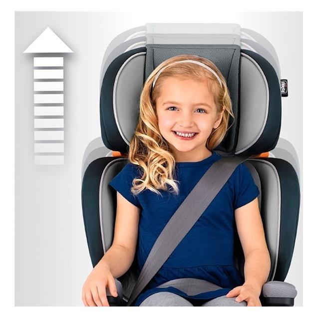 Booster Chicco KidFit Zip Air Con Respaldo