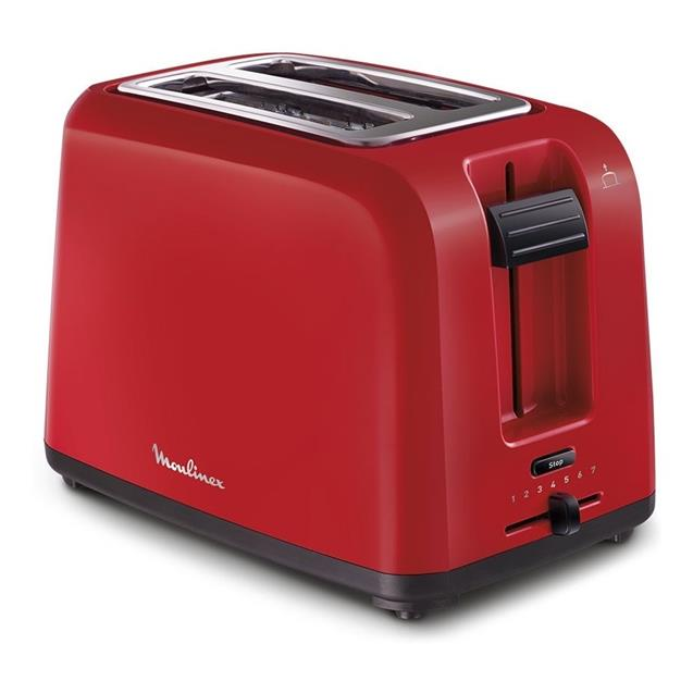 Tostadora Moulinex Vita Rojo