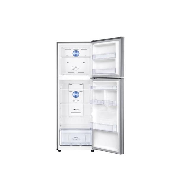 Heladera Samsung No Frost 330 lts Inverter Acero (Rt32k5070s8)