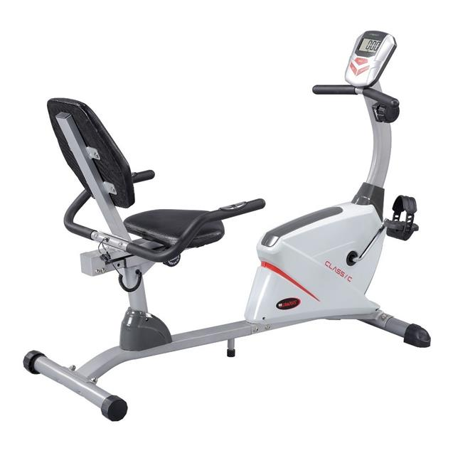 Bici Magnetica Con Respaldo Randers Arg-2570hp Hasta 110kg