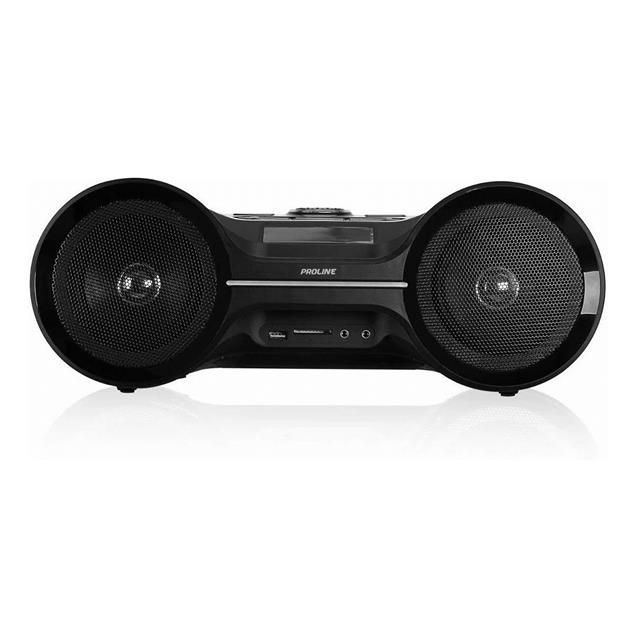 Parlante Proline Portatil 550w Bluetooth Radio Usb Auxiliar (Pr70p)