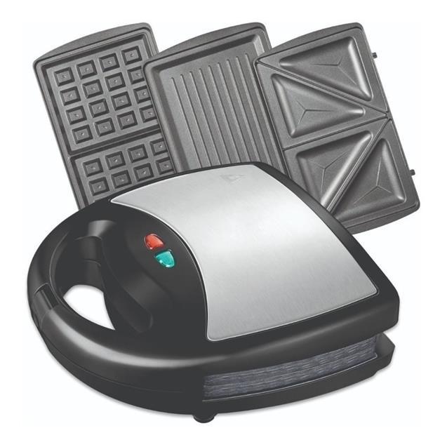Sandwichera Ultracomb 3en1 (Sw2801)