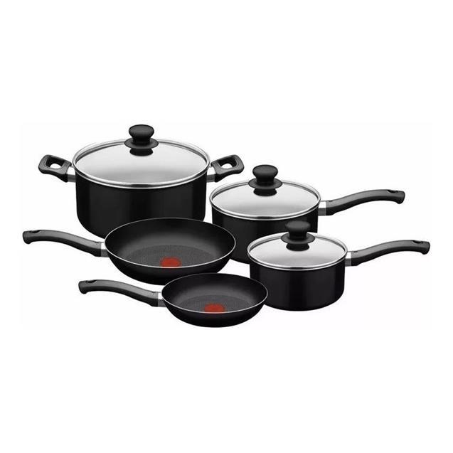 Set T-Fal Basic Cookware 8 Piezas
