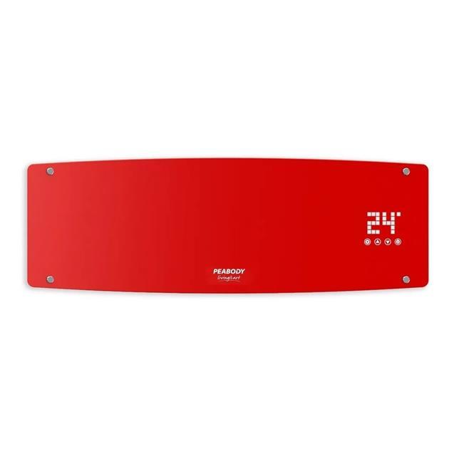 Caloventor Peabody Pared 2000w Rojo (Pe-Cv20r)