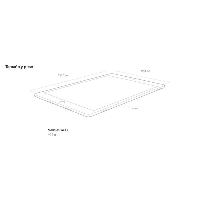 """Apple Ipad 10,2"""" 32gb Silver Mw752le/A)"""
