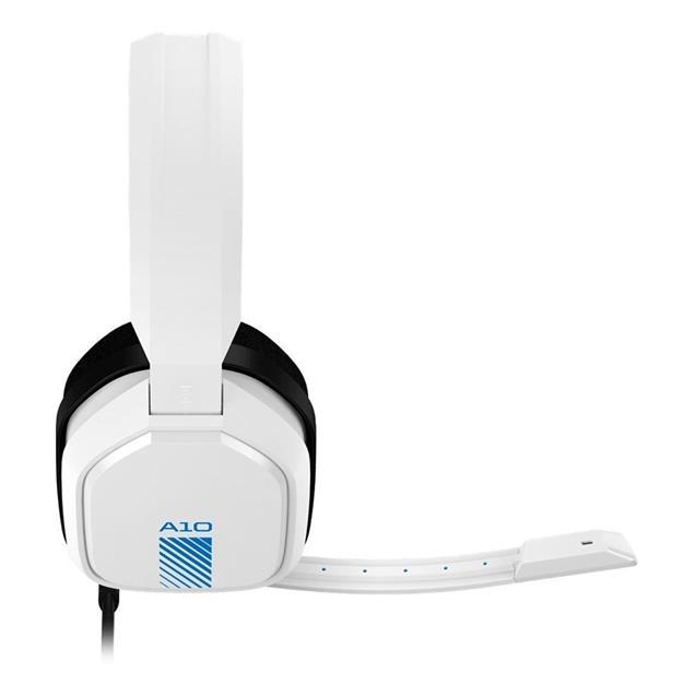 Auricular Astro A10 Con Microfono Blanco Azul (Xbox-Ps4-Nintendo-Pc-Mac)