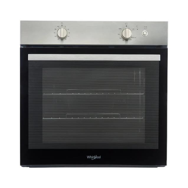 Horno a Gas Whirlpool (Wog60ix) Timer Grill Luz Empotrable