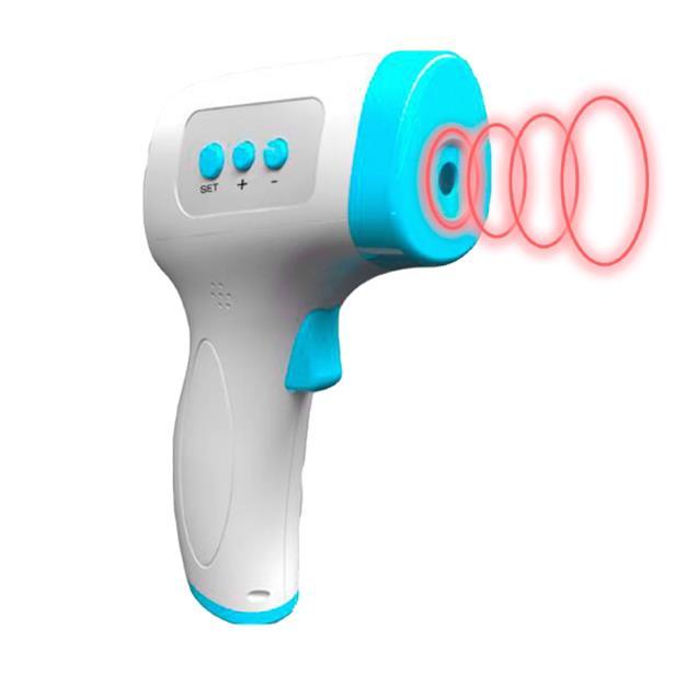 Termometro Infrarrojo Pilas Aa (YHKY-2000)