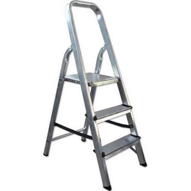 Escalera Aluminio Facsa 3 Escalones