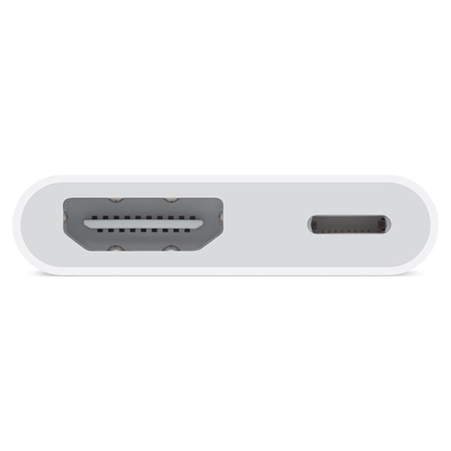Adaptador Apple Md826am/A Lightning Digital Av