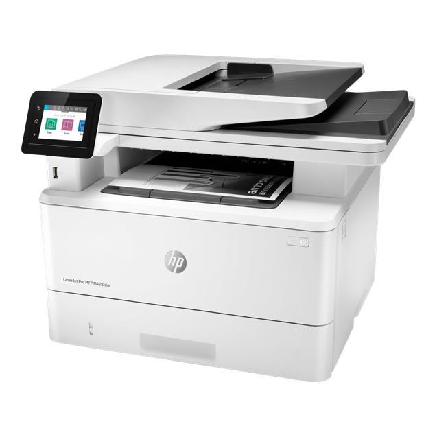 Impresora Multifuncion Hp Laser Mono (M428fdw)