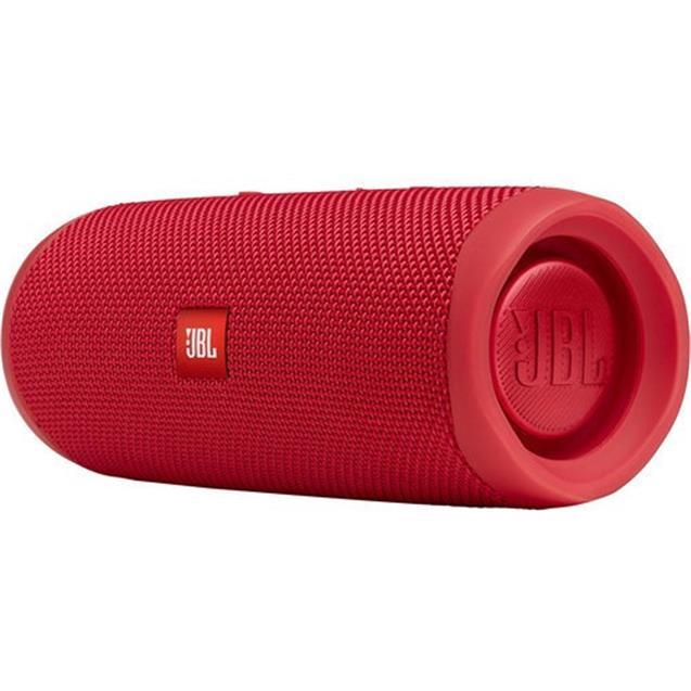 Parlante Jbl Flip5 Bt 12hs Splashproof Rojo