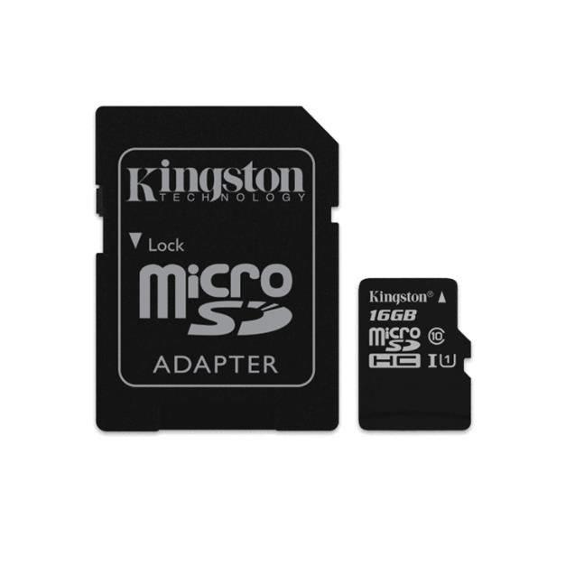 Tarjeta de Memoria  Microsd 128 Gb Kingston Clase 10 Sdc10g2