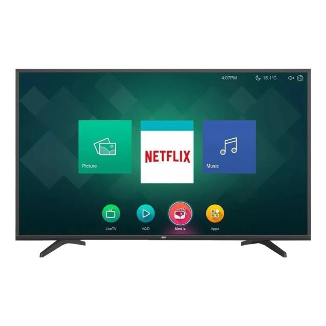 "Smart Tv Bgh 32"" (B3218h5) Hd Smart Quad Core"