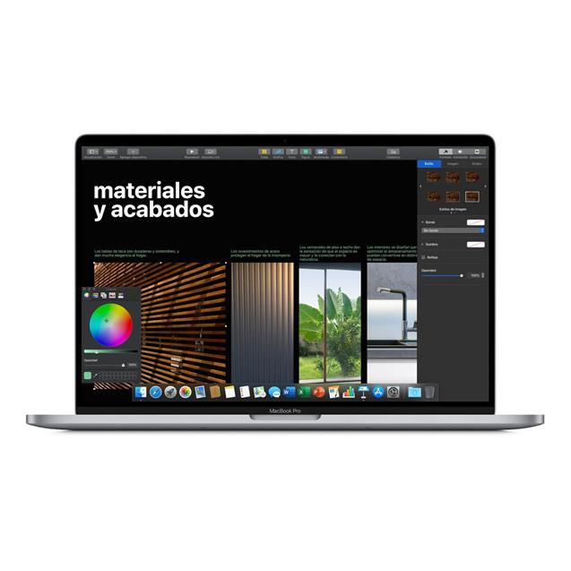 "Macbook Pro 16"" I9 2.3Ghz 16gb 1tb Ssd Silver (Mvvm2le/A)"