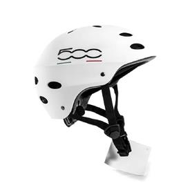 Casco Fiat 500 Color Blanco - Talle M