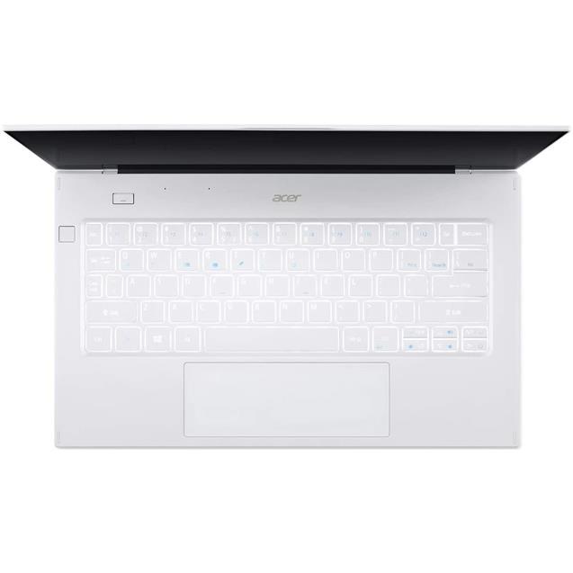 "Notebook Acer Swift 7 14"" I7-8550y 16gb 512gb ssd  W10 White"