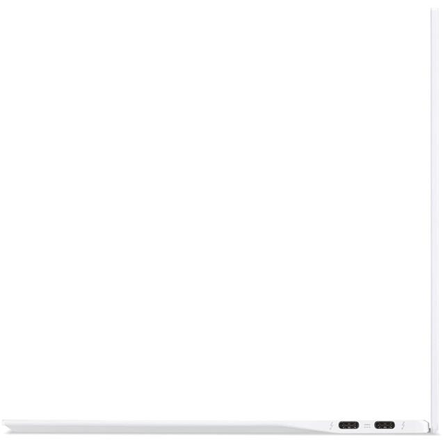 "Notebook Acer Swift 7 14"" I7-8550y 16gb 512gb ssd  W10 White"