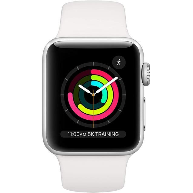 Reloj Apple Watch Serie 3 (38 mm) Plateado
