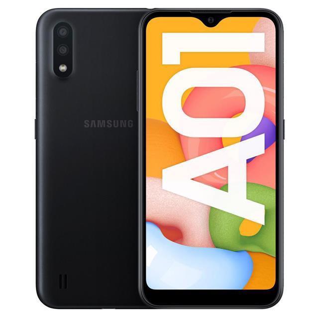Samsung Galaxy A01 Black