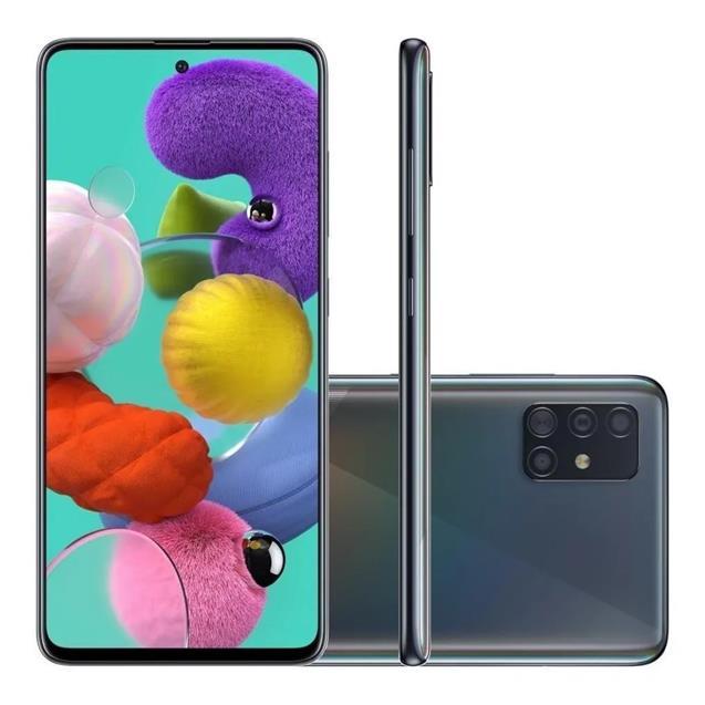 Samsung Galaxy A51 128Gb 4Gb Black