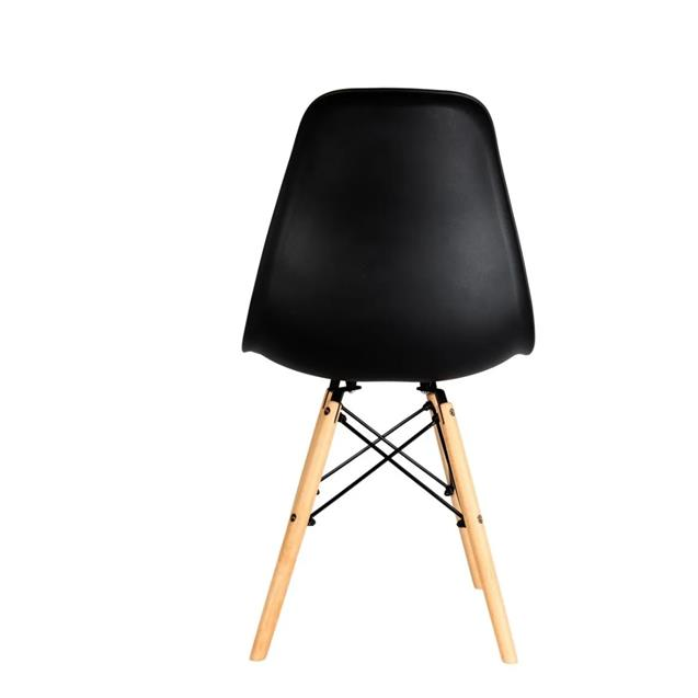 Silla Eames 46x55x81 Negro