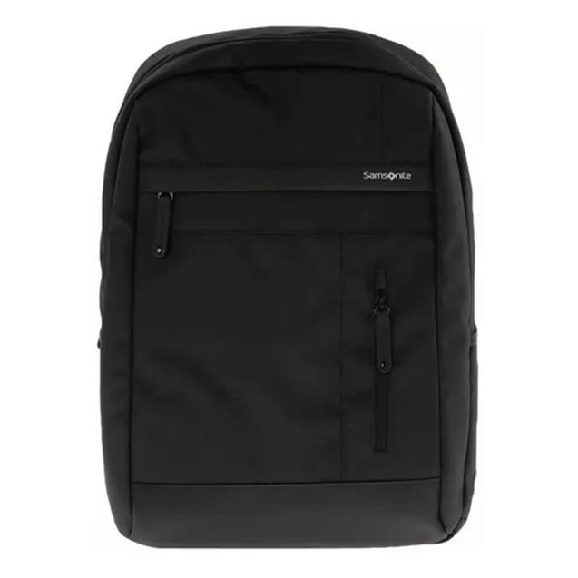 Mochila Samsonite City Pro Q93009015 P/Laptop Negra