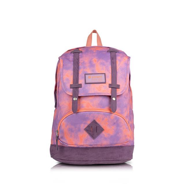 Mochila Xtrem Straps W Peach Purple Tie Dye