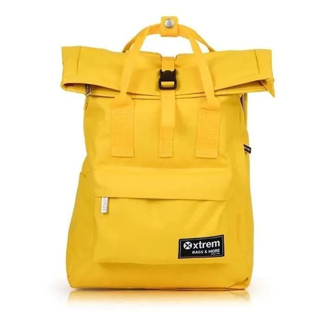 Mochila Urbana Xtrem Look Yellow