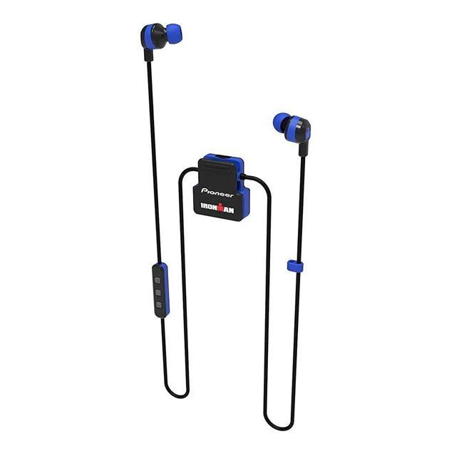 Auricular Pioneer Ironman Bt Azul (Im5bt)