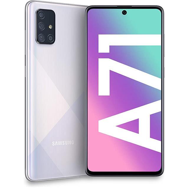 Samsung Galaxy A71 128Gb 6GB Silver